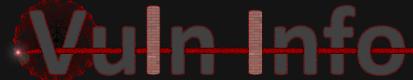 Vuln Info